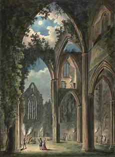 romantik epoche architektur period where did it all begin