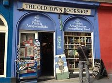 Edinburgh for Bookworms: Five of the Best Bookshops in