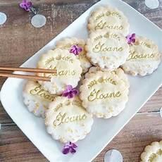 biscuit d anniversaire personnalis 233 s avec le pr 233 nom de
