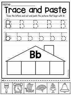 learning the letter b worksheets 24027 beginning sounds worksheets trace and paste letter d worksheet beginning sounds worksheets