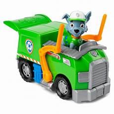 Paw Patrol Fahrzeuge Malvorlagen Paw Patrol Recycling Fahrzeug Mit Rocky Smyths Toys