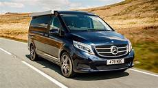 2019 mercedes v class marco polo review top gear