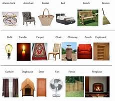 kitchen furnitures list furniture vocabulary 250 items illustrated eslbuzz