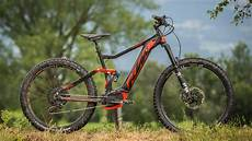 ktm 2018 emountainbikes with integrated batteries clean