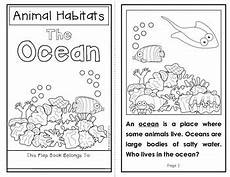 animal habitat worksheets for 3rd grade 13892 animal habitats the a flap book project for grades 1 2