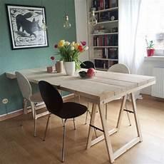Diy Projekt Ein Tisch Aus Baudielen Theo Und Zausel