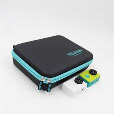 Telesin Middle Size Protective Storage by Telesin Protective Pu Storage Bag For Xiaomi