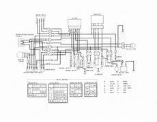 honda 125s wiring diagram 1985 honda trx 125 rewiring help honda atv forum