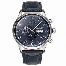 ingersoll herren uhr armbanduhr automatik fairbanks in1416bl