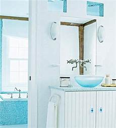 Aqua Bathroom Decor Ideas by From Navy To Aqua Summer Decor In Shades Of Blue
