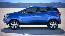 Ford Trend 2018 - ford ecosport trend eu 2018