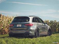 Tuning Mercedes Glc 63 Amg Rear