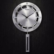 16 Inch 3d Metal Brief Living Wall Clock Modern Design