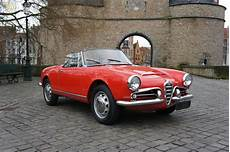 Cabriolet Alfa Romeo Classic 1964 Alfa Romeo Giulia Cabriolet Roadster For