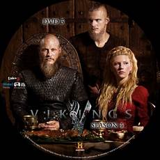 vikings season 4 disc 3 dvd covers labels by covercity