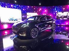 ford st line ford reveals st line x vignale trim for car dealer magazine