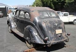 1936 Desoto Airflow S2 Sedan  Iconic Design That Changed