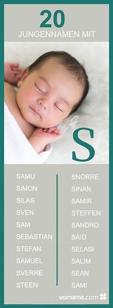 Jungennamen Mit S Jungen Namen Vornamen Und Baby Namen