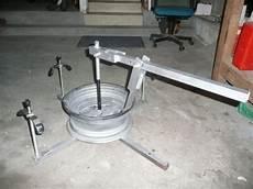 fabriquer une equilibreuse pour roue de voiture montage gripster avec bib neuf page 2