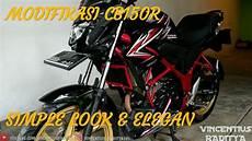 Modifikasi Cb150r 2013 by Modifikasi 5 Juta Di Honda Cb150r 2013 Kayak Gimana Ya