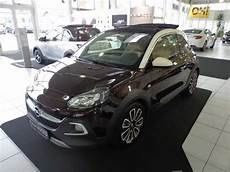 opel adam farbpalette opel adam rocks mahagony brown metallic