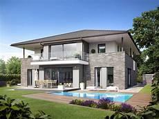 stadtvilla bauen anbieter preise grundrisse avec moderne