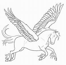 Malvorlagen Wings Unicorn 24 Unicorn With Wings Coloring Page In 2020 Unicorn