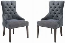 caprice grey upholstered accent chair by donny osmond set
