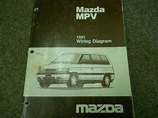 service manuals schematics 1991 ford f series security system 1991 mazda mpv van electrical wiring diagram service repair manual oem 91 ebay
