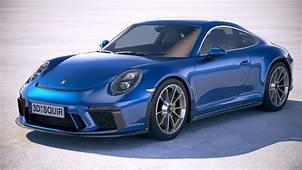 3D Model Porsche 911 Gt3  TurboSquid 1238977