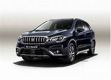 Facelifted Suzuki Sx4 S Cross Revealed Prior To Show