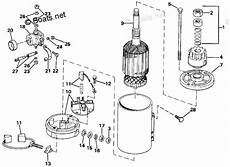 evinrude outboard parts by hp 90hp oem parts diagram for electric starter solenoid boats net