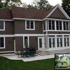 exterior paint colors with brown roof exterior home ideas pinterest