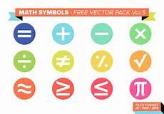 math symbols free vector vol 5 download free vectors clipart graphics vector art