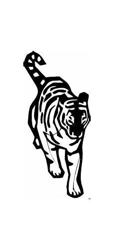 Malvorlagen Gratis Tiger Tiger Gefleckt Ausmalbild Malvorlage Tiere