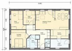 Bgx10 Bungalow Grundriss 106qm 4 Zimmer Grundriss Bungalow