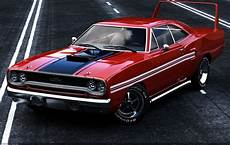 american muscle car custom otomotif custom