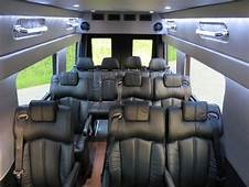 2014 Mercedes Benz Sprinter 6 Cylinder 15 Passenger