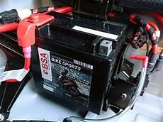 start stop batterie wechseln backup batterie st 246 rung