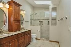 bathroom remodle ideas rick marlene s master bathroom remodel pictures home