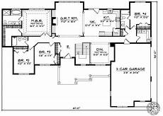 country style ranch house plans ranch style farmhouse plan 89119ah architectural