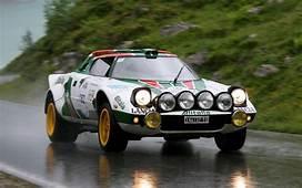 Lancia Stratos HF Uno De Los Grandes Rallyes
