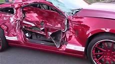 triangle de voiture 104196 compilation de crash de voiture de luxe