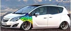 opel meriva tuning by vinicim68 on deviantart