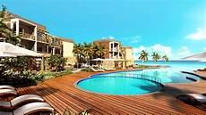 anelia resort spa flic en flac mauritius youtube