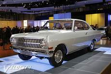 1964 opel rekord coupe information