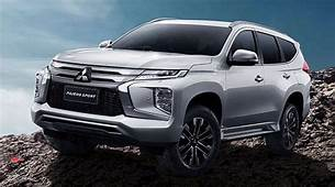 Mitsubishi Pajero Sport Facelift Launched In Thailand  1