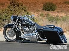 Harley Davidson Cing Gear by 2008 Harley Davidson Road King Black Baggers