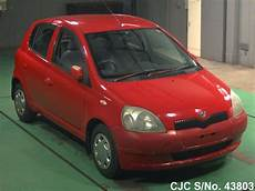 toyota yaris 2000 2000 toyota vitz yaris for sale stock no 43803 japanese used cars exporter