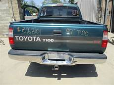 how to fix cars 1997 toyota t100 xtra on board diagnostic system 1997 toyota t100 sr5 green xtra cab 3 4l at 4wd z16301 rancho toyota recycling